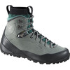 Arc'teryx W's Bora Mid Leather GTX Hiking Boots Moraine Arc/Seabreeze
